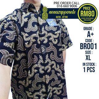 Kemeja Batik BR001