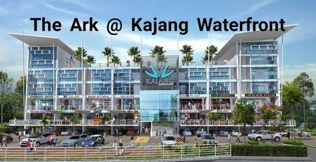 Kajang Waterfront Office to Let