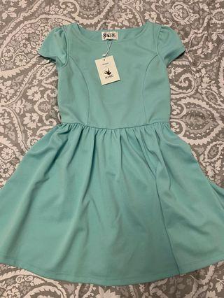 Sabo Skirt Heart Cut Out Dress