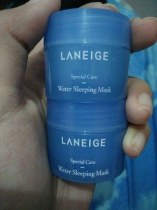 Take all Laneige Water Sleeping Mask