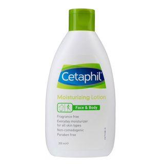 Cetaphil Moisturizing Lotion for face and body 200ml