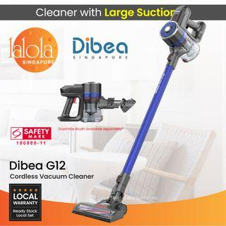 ✔FREE DELIVERY: Dibea Rampage G12 2019 MAY Grab it fast! Cordless Vacuum Cleaner Handheld Stick D18 | D008 | H008 | Pro | grab the sale today