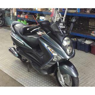 SYM VTS 200 (PROMOSI RAYA!!)