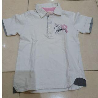 Tshirt anak laki laki 1-2 tahun