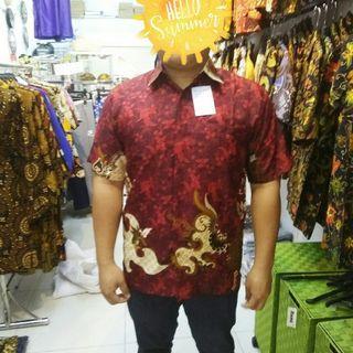 Batik halus kemeja