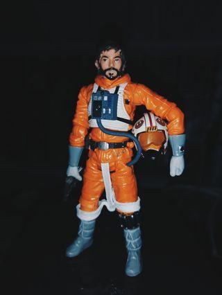 Custom Xwing Pilot(Hoth) ESB Star Wars 3.75 Inch Figurine