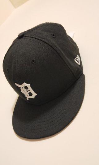 🚚 NEW ERA 大聯盟老虎隊 全封棒球帽