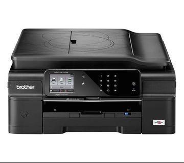 Brother J650DW Wireless Printer