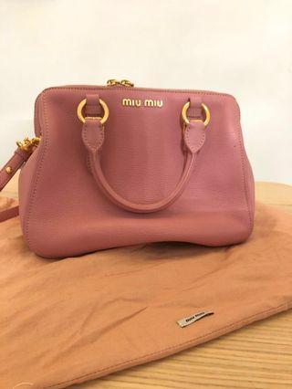 Miumiu handbag (Used, condition 9/10)