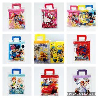 7 in 1 cheapest goodie bag stationery set birthday party