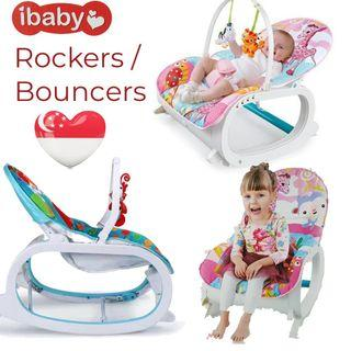 Baby Rocker / Bouncer / Day Bed / Chair