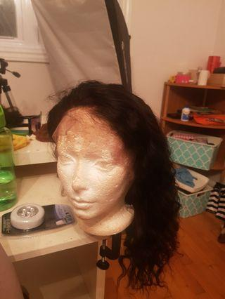 Beyonce Curls 360 Lace frontal wig