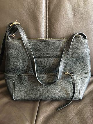 Esprit black shoulder bag