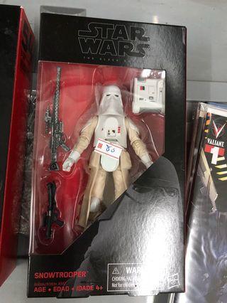 Star Wars 6 Inch Black Series Snowtrooper