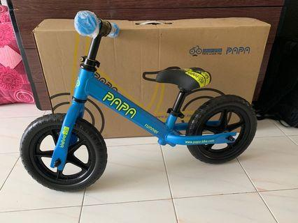 🚚 Kids Push Bike for 2 to 4 years old