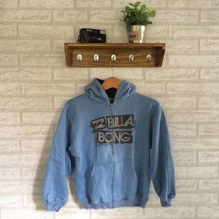 Billabong Hoodie Sweater Biru