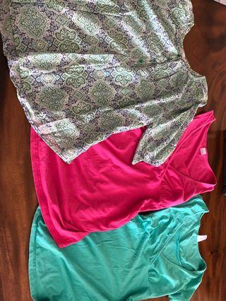 🚚 Maternity clothes lightly used