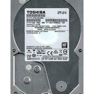 全新 未開封 靜電袋未拆 Toshiba 3TB Desktop Hard Disk hdd 2tb 1tb 8tb 硬碟 硬盤