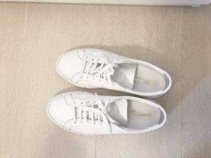 Common Project White Sneakers