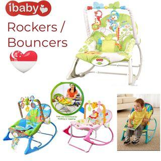 Baby Bouncer / Rocker / Rocking Chair / Bed