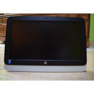 Dijual PC All In One HP 20r-123d (BONUS PRINTER) Butuh Uang
