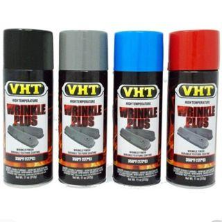 VHT WRINKLE PLUS™ COATINGS