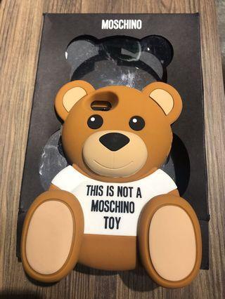 (現貨)MOSCHINO Case for iPhone 6