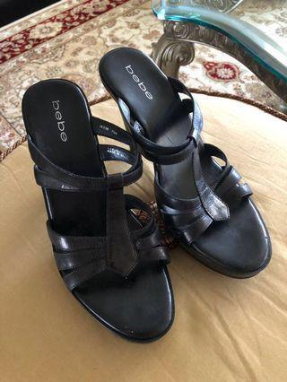 bebe heels 7.5M