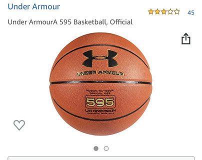 under armour basketball 籃球