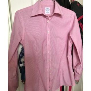 Brook Brothers Lady Shirt in Pink