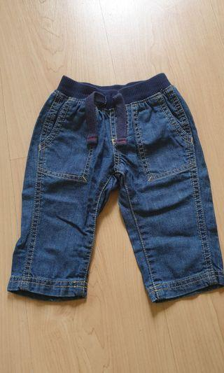 Authentic Carter's Baby Jeans
