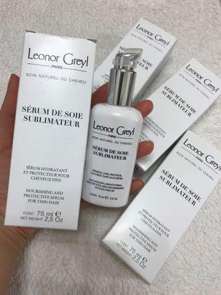 Leonor Greyl - 皇牌護髮 SERUM 柔絲修護精華 激安價$99 清貨!