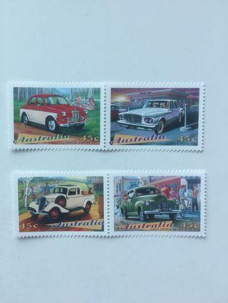 澳洲郵票—05