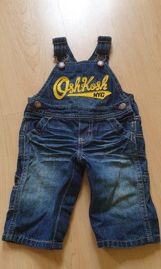 Authentic Oshkosh Baby Overall