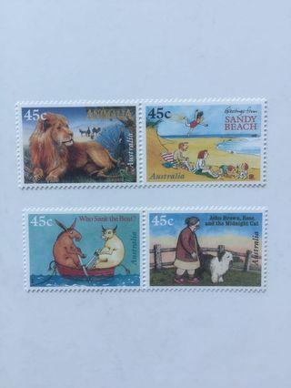 澳洲郵票—06