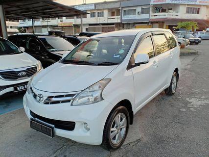 Toyota Avanza 1.5 AT