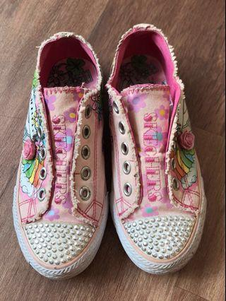 Skechers girl shoes Twinkle Toes (free post)