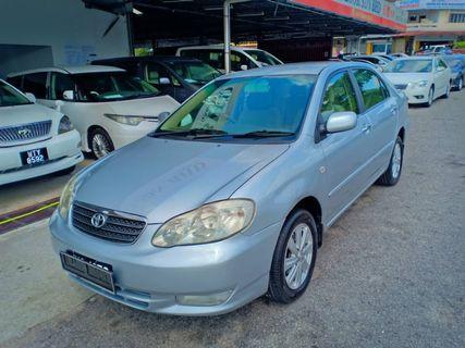 Toyota Vios 1.5 AT