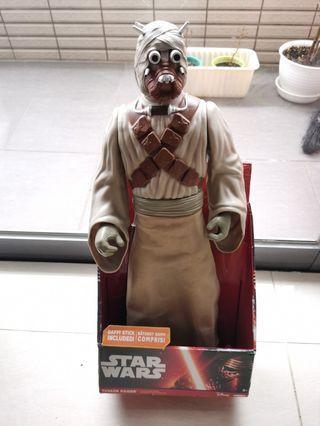 JAKKS Disney Star Wars 星球大戰 Tusken Raider 正版