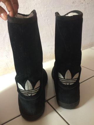 #sharethelove Adidas Boots M ATITTUDE SUP HI W