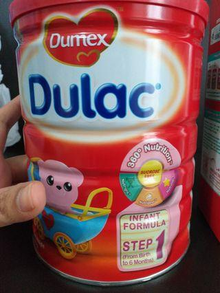 🚚 DULAC STAGE 1 800G
