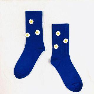 🚚 小花襪