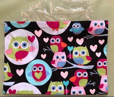 BNIP Gentle Love Baby Bean Husk Pillow Case (FOC MAILING)