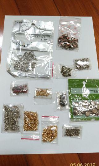 🚚 材料出清--皮件用的金屬材料