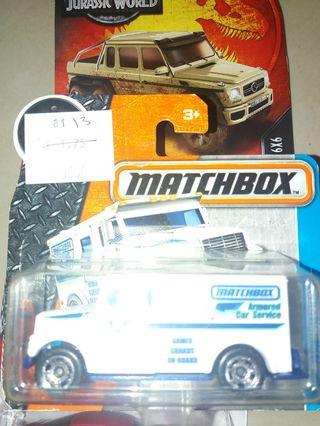 Matchbox International truck
