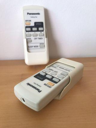 Panasonic Ceiling Fan Remote Control