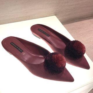charles & keith sepatu sendal