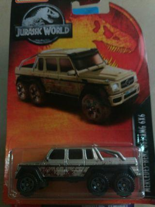 Matchbox Benz G63 Amg 6x6