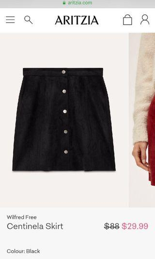 Wilfred Skirt