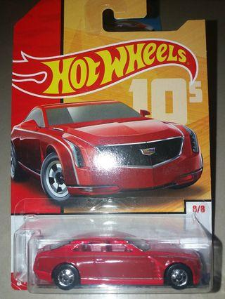 Hot wheels Cadillac Elmiraj